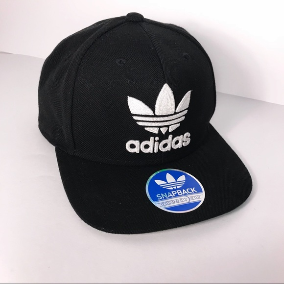 4c5484ee241 adidas Other - Adidas SnapBack Hat Adidas Logo Adjustable Strap